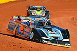 Feb 07, 2014; 11:39:41 AM; Waynesville, GA., USA; The Lucas Oil Late Model Dirt Series running The Georgia Boot Super Bowl of Racing at Golden Isles Speedway.  Mandatory Credit: (thesportswire.net)