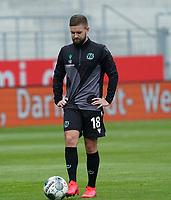 Marc Stendera (Hannover 96)<br /> <br /> - 14.06.2020: Fussball 2. Bundesliga, Saison 19/20, Spieltag 31, SV Darmstadt 98 - Hannover 96, emonline, emspor, <br /> <br /> Foto: Marc Schueler/Sportpics.de<br /> Nur für journalistische Zwecke. Only for editorial use. (DFL/DFB REGULATIONS PROHIBIT ANY USE OF PHOTOGRAPHS as IMAGE SEQUENCES and/or QUASI-VIDEO)