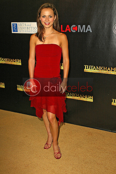Sasha Cohen<br /> at the King Tut Returns to LACMA for a Five-Month Engagement, LACMA, Los Angeles, CA 06-15-05<br /> David Edwards/DailyCeleb.Com 818-249-4998