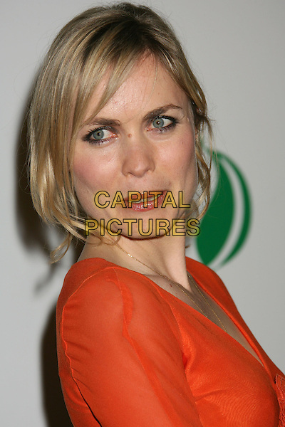 RADHA MITCHELL.Global Green USA's 5th Annual Pre-Oscar Party held at Avalon Hollywood, Hollywood, California, USA..February 20th, 2008.headshot portrait.CAP/ADM/RE.©Russ Elliot/AdMedia/Capital Pictures.