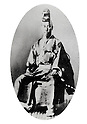 Undated - Munenari Date was the eighth head of the Uwajima Domain during the Late Tokugawa shogunate and a politician of the early Meiji era. (Photo by Kingendai Photo Library/AFLO)