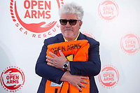 Pedro Almodovar attends to solidary encounter to raise funds for Open Arms Foundation in Madrid, Spain. May 31, 2018. (ALTERPHOTOS/Borja B.Hojas) NortePhoto.com