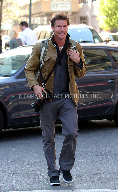 WWW.ACEPIXS.COM....April 27 2013, New York City....TV personality Ty Pennington walked in Tribeca on April 27 2013 in New York City........By Line: Nancy Rivera/ACE Pictures......ACE Pictures, Inc...tel: 646 769 0430..Email: info@acepixs.com..www.acepixs.com