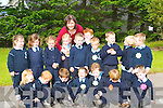 &nbsp;SCHOOL YARD: New pupils for Ms Niamh Clifford&rsquo;s class on Monday for the first time. They were Jack Bodenham, Sean Brosnan, Tadgh Carmody, Chloe Casey, Rory Dalton, Keilan Dowling, Liam Evans, Sean Hurley, Thomas Lynn, Aoiubhnea Morrison, John O'Brien, Cloda O'Loughlin, Dylan O'Sullivan, Eimear O'Sullivan, Brahim Renai, Lorcan Ryan and Ciara Sheehan.<br />&nbsp;