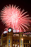 Fireworks on Independence Day at Coors Field, Denver, Colorado. .  John offers private photo tours in Denver, Boulder and throughout Colorado. Year-round Colorado photo tours.