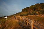 Sierra de la Pila y alrededores, al noroeste de Jumilla.