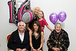 Kym O'Connor with her mother Linda, grandparents, Sadie and Seamus and her sister Shelly at her 16th birthday party in The d Hotel...(Photo credit should read Jenny Matthews/www.newsfile.ie)....This Picture has been sent you under the conditions enclosed by:.Newsfile Ltd..The Studio,.Millmount Abbey,.Drogheda,.Co Meath..Ireland..Tel: +353(0)41-9871240.Fax: +353(0)41-9871260.GSM: +353(0)86-2500958.email: pictures@newsfile.ie.www.newsfile.ie.