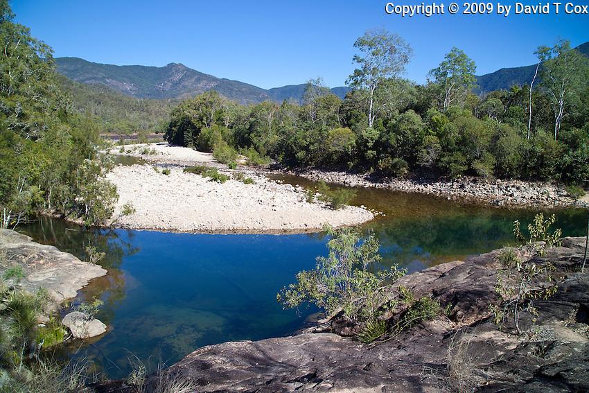 Paradise Pool, Paluma NP, Queensland, Australia
