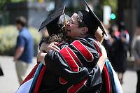 Commencement 2016: Graduate
