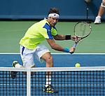 David Ferrer (ESP) Defeats Ryan Harrison, 7-6, 3-6, 6-4