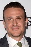 LOS ANGELES, CA - MARCH 29: Jason Segel at the Netflix special film screening of The Discovery  at The Vista Theater in Los Angeles, California on March 29, 2017. Credit: David Edwards/MediaPunch