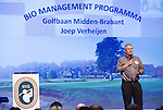 AMERSFOORT - Joep Verheijen (Midden Brabant)  Nationaal Golf Congres & Beurs (Het Juiste Spoor) van de NVG.     © Koen Suyk.