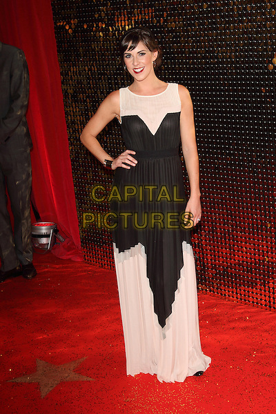 LONDON, ENGLAND - MAY 24: Verity Rushworth  attends the British Soap Awards at Hackney Empire on May 24, 2014 in London, England<br /> CAP/ROS<br /> &copy;Steve Ross/Capital Pictures