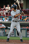 August 13, 2003:  Seth Davidson of the New Britain RockCats during a game at Jerry Uht Park in Erie, Pennsylvania.  Photo by:  Mike Janes/Four Seam Images