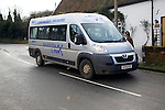 Suffolk Link community transport on request bus