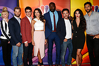 LOS ANGELES - AUG 3:  Anne Heche, Mike Vogel, Tate Ellington, Sofia Pernas, Demetrius Grosse, Natacha Karam, Noah Mills at the NBC TCA Press Day Summer 2017 at the Beverly Hilton Hotel on August 3, 2017 in Beverly Hills, CA