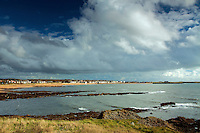 Elie from Earlsferry, the East Neuk of Fife, Fife