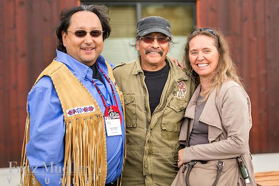 Adaka Cultural Festival 2016, Whitehorse, Yukon, Canada, Yukon First Nation Culture and Tourism Association, Kwanlin Dun Cultural Centre, Dennis Shorty