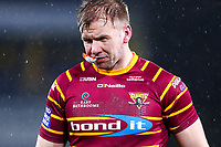 Picture by Alex Whitehead/SWpix.com - 08/02/2018 - Rugby League - Betfred Super League - Huddersfield Giants v Warrington Wolves - John Smith's Stadium, Huddersfield, England - Huddersfield's Aaron Murphy.