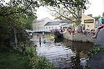 Termonfeckin Celtic duck race. Photo: Colin Bell/pressphotos.ie