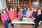 Good Friday Walk: Group from Lixnaw who took part in the Good Friday walk and soup Kitchen  in aid of the Kerry Hospice.