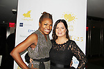 Deborah Koenigsberger and Marcia Gay Hardin - Hearts of Gold All That Glitters 25th Anniversary VIP Reception and Live Auction celebrating 25 years of support to New York City's homeless mothers and their children on November 7, 2019 at the 40/40 Club, New York City, New York.(Photo by Sue Coflin/Max Photos)