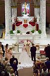 Kristina and Gaetan's wedding in Newport, RI