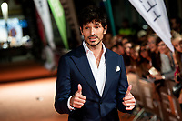 Actor Andres Velencoso attends to orange carpet of 'Velvet' during FestVal in Vitoria, Spain. September 04, 2018.(ALTERPHOTOS/Borja B.Hojas) /NortePhoto.com NORTEPHOTOMEXICO