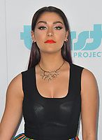www.acepixs.com<br /> <br /> April 18 2017, LA<br /> <br /> Andrea Russett arriving at the 8th annual Thirst Gala at The Beverly Hilton Hotel on April 18, 2017 in Beverly Hills, California. <br /> <br /> By Line: Peter West/ACE Pictures<br /> <br /> <br /> ACE Pictures Inc<br /> Tel: 6467670430<br /> Email: info@acepixs.com<br /> www.acepixs.com