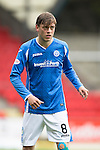 St Johnstone v Inverness Caley Thistle...08.08.15...SPFL..McDiarmid Park, Perth.<br /> Murray Davidson<br /> Picture by Graeme Hart.<br /> Copyright Perthshire Picture Agency<br /> Tel: 01738 623350  Mobile: 07990 594431