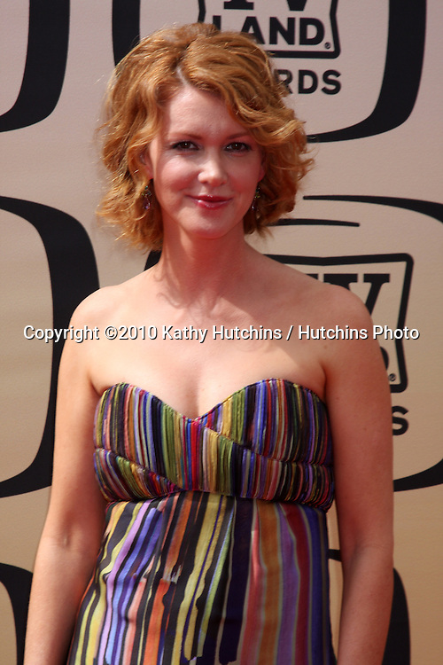 Allison Smith.arrives at the 2010 TV Land Awards.Sony Studios.Culver City, CA.April 17, 2010.©2010 Kathy Hutchins / Hutchins Photo...