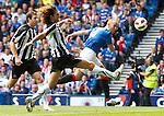 070810 Rangers v Newcastle Utd