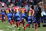 Deportivo Pasto se sacudió y goleó 3-0 a Uniautónoma en el estadio Departamental La Libertad, de la capital nariñense. Este partido era válido por la fecha 6 del Clausura 2015.