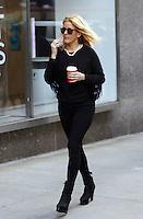 WWW.ACEPIXS.COM<br /> <br /> November 9 2015, New York City<br /> <br /> Singer Ellie Goulding arriving at Victoria's Secret head office in Midtown Manhattan for pre-show fittings on November 9 2015 in New York City<br /> <br /> By Line: Zelig Shaul/ACE Pictures<br /> <br /> <br /> ACE Pictures, Inc.<br /> tel: 646 769 0430<br /> Email: info@acepixs.com<br /> www.acepixs.com