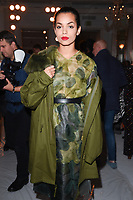 Georgina Campbell at the Jasper Conran Spring Summer 2018 show as part of London Fashion Week, London, UK. <br /> 16 September  2017<br /> Picture: Steve Vas/Featureflash/SilverHub 0208 004 5359 sales@silverhubmedia.com