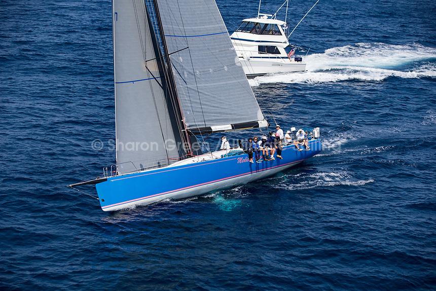 2017 TRANSPAC<br /> START 7617 &copy; Sharon Green / Ultimate Sailing