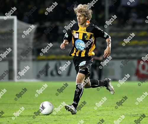 2009-04-10 / Voetbal / Lierse SK - SK Beveren / Yoni Buyens..Foto: Maarten Straetemans (SMB)