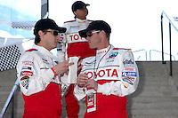 Toyota Pro Celeb Race Qualifying Day 2009