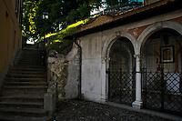 Old site in Brescia