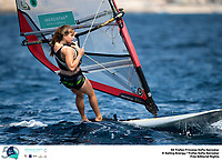 The Trofeo Princesa Sofia Iberostar celebrates this year its 50th anniversary in the elite of Olympic sailing in a record edition, to be held in Majorcan waters from 29th March to 6th April, organised by Club N&agrave;utic S&rsquo;Arenal, Club Mar&iacute;timo San Antonio de la Playa, Real Club N&aacute;utico de Palma and the Balearic and Spanish federations. &copy;Jesus Renedo/SAILING ENERGY/50th Trofeo Princesa Sofia Iberostar<br /> 02 April, 2019.