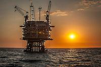 Vega, la vita a bordo di una piattaforma petrolifera.