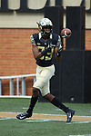 Wake Forest Demon Deacons wide receiver A.T. Perry (89) warms-up prior to the game against the Rice Owls at BB&T Field on September 29, 2018 in Winston-Salem, North Carolina. The Demon Deacons defeated the Owls 56-24. (Brian Westerholt/Sports On Film)