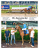 Mr. Awesome Act winning at Delaware Park on 9/19/16