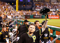 July 11, 2015: St. Louis Cardinals vs Pittsburgh Pirates
