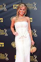 BURBANK - APR 26: Crystal Hunt at the 42nd Daytime Emmy Awards Gala at Warner Bros. Studio on April 26, 2015 in Burbank, California