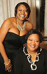 From left: Donna Gant and Iris Allen at the Winter Ball benefiting the Houston Gulf Coast/South Texas Chapter of the Crohn's & Colitis Foudation of America at the InterContinental Hotel Saturday Jan. 23,2010.(Dave Rossman/For the Chronicle)