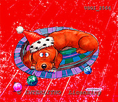 GIORDANO, CHRISTMAS ANIMALS, WEIHNACHTEN TIERE, NAVIDAD ANIMALES, paintings+++++,USGI2566,#XA#