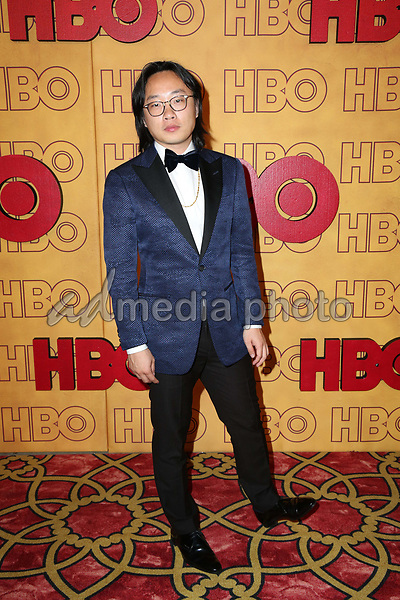 17 September 2017 - Los Angeles, California - Jimmy O. Yang. HBO Post Award Reception following the 69th Primetime Emmy Awards held at the Pacific Design Center. Photo Credit: PMA/AdMedia