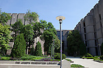The Joseph Regenstein library, University of Chicago campus, Chicago, Illinois, IL, USA