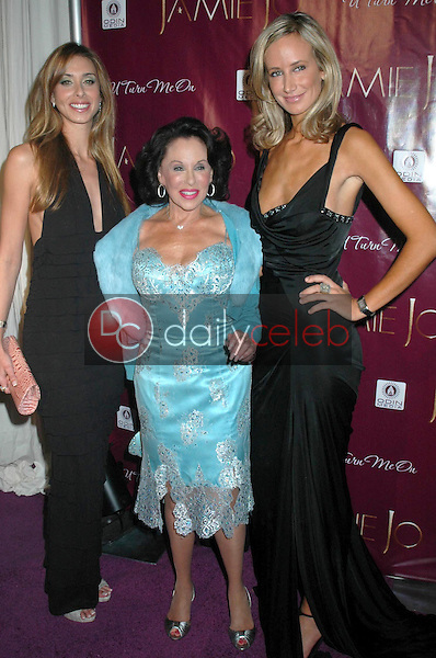 Jamie Jo with Nicki Haskell and Lady Victoria Hervey<br /> at the Jamie Jo's Single Release Party. Beverly Hills Hotel, Beverly Hills, CA. 09-18-08<br />Dave Edwards/DailyCeleb.com 818-249-4998